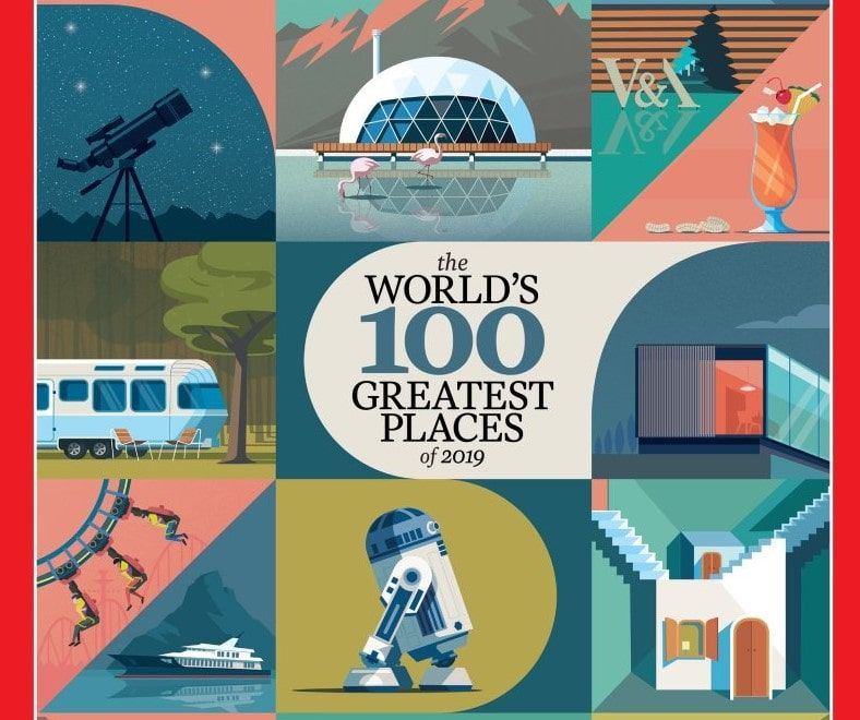 World's Greatest Places 2019 TIME